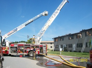 Mcgregor Apt Fire 8/2010